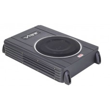 "Vibe CVENC8-C4 8"" Amplified Active Slim Underseat Car Subwoofer"