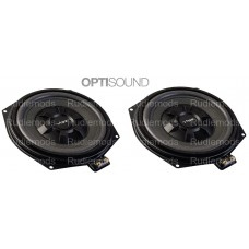 Vibe Optisound BMW Car Audio Underseat Subwoofers Upgrade