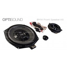 Vibe Optisound BMW Front Door Speakers + Underseat Subwoofers