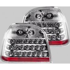 VW Golf MK3 chrome LED lexus style rear tailights