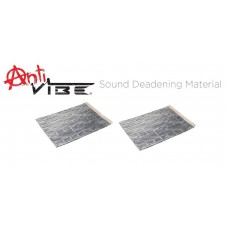 Vibe Anti-Vibe ANTIVIBESDBP-V6 Car Audio Sound Deadening 270mm x 370mm 2 Sheets
