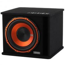 """Edge EDV12BA-E4 12"""" Car Audio Active Bass Enclosure 900W Built in Amplifier"""