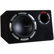 """VIBE PulseCBR12-V7 12"""" Car Subwoofer in Vibe Ported Bass Box 900w Max"""