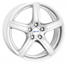 "Alutec Grip - Polar Silver 17""x7.5 - Volkswagen T5 Fitment - Max Weight 930KG"