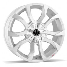 "Wolfrace Assassin Hyper Silver 16""x7.0 - Volkswagen T5 Fitment - Max Weight 885KG"