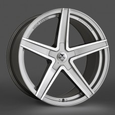 "Wolfrace Entourage Antracite / Polished 20""x8.5 - Volkswagen T5 Fitment - Wheel & Tyre"