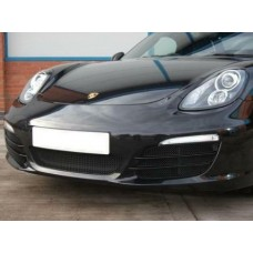 Zunsport Boxster 981 2012 On Complete Set Stainless Grille With Parking Sensors