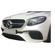 Zunsport Mercedes AMG E63S W213 Complete Front BLACK Grille Set