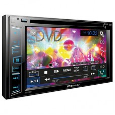 "Pioneer AVH-270BT 6.2"" Double Din Car Stereo"