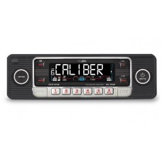 Caliber RCD110 retro look car CD MP3 USB SD card AUX Black