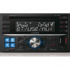 Alpine CDE-W235BT - Double DIN CD/MP3/USB with Bluetooth