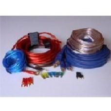 10 AWG Gauge Amp Wiring Kit