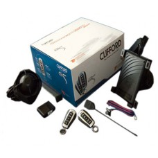 Clifford Concept 650 MkII Car Alarm Immobiliser Thatcham Cat 1