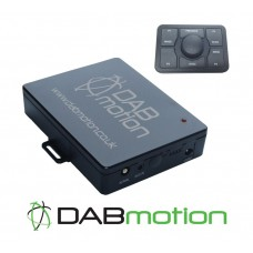 DABmotion Universal In Car Digital Radio DAB Add on Box