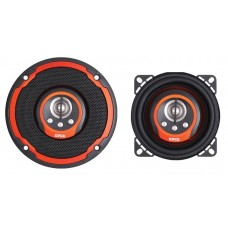 "Edge Street ED204 4"" 4 Way 120 Watt Coaxial Speakers"