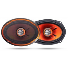 Edge Street ED209 6x9 4 Way 300 Watt 6x9 Speakers