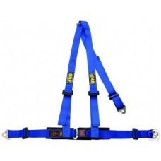 OMP 3-Point Harnesses Road 3 Blue