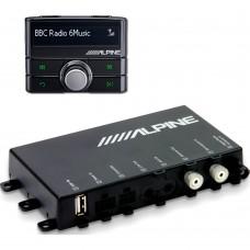 Alpine EZi-DAB Digital radio & iPod/iPhone/iPad