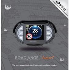 Road Angel Gem+ Speed Safety Camera Detector GPS