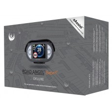 Road Angel Gem+ Deluxe Speed Camera Detector Safety GPS