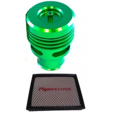 Ford Focus ST Green Collins Dump Valve Kit Pipercross Panel Filt