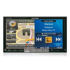 "Alpine INE-W977BT - 7"" Double DIN Navigation"