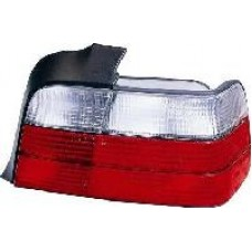 BMW E36 4dr rear tailight lens DRIVER