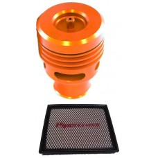 Ford Focus ST Orange Collins Dump Valve Kit Pipercross Panel Fil