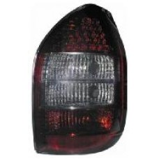Vauxhall Zafira 99-05 smoked & red LED style tailights