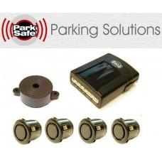 Park Safe PS440 4 Way 19mm Gloss Black Parking Reversing Sensor