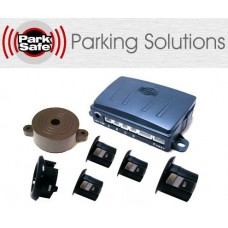 Park Safe PS740 4 Way 18.5mm Gloss Black Parking Reversing Senso