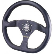 SPARCO Ring Black Suede Steering Wheel