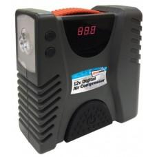 Streetwize SWAC9 12v Digital Air Compressor Foot Operated 150 ps