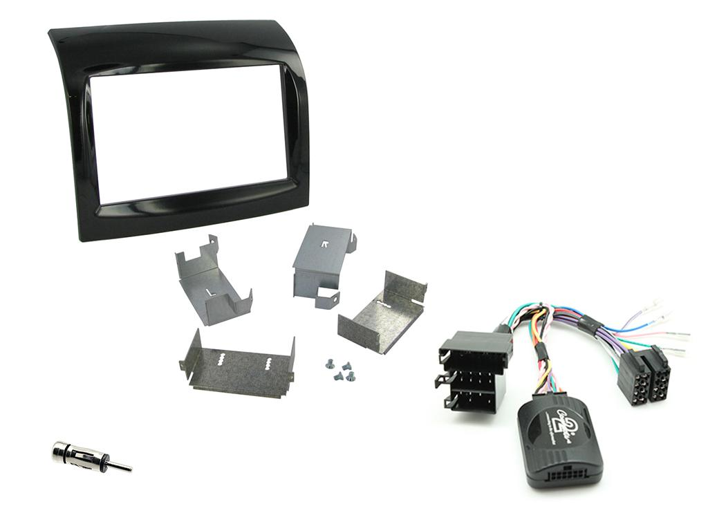 Connects2 CTKFT09 Fiat Ducato 12-14 Car Stereo Complete Double Din Fitting Kit
